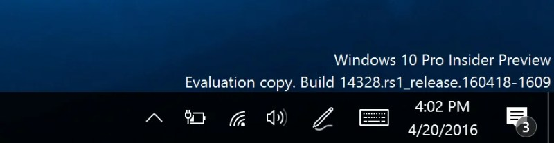 Build 14328 for PC 5