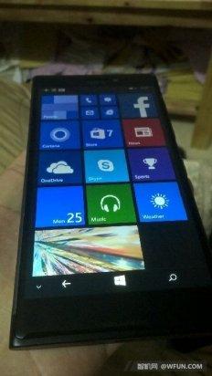 Lumia McLaren imagen Nokia 1