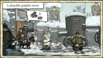 Valiant Hearts The Great War 1