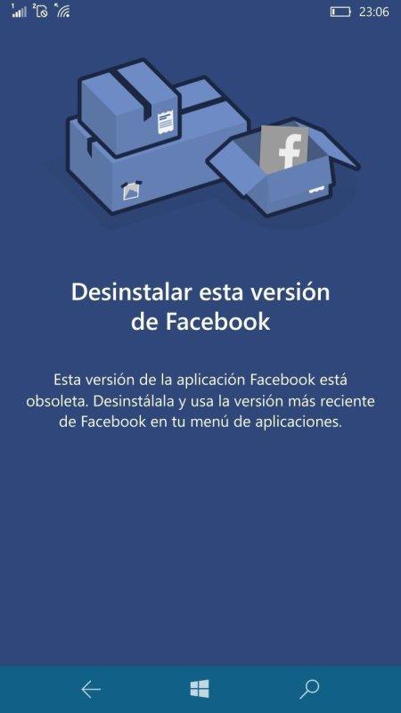facebook beta