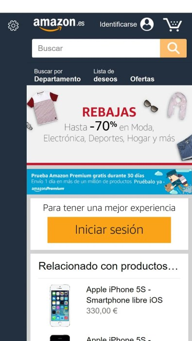Amazon Windows 10 Mobile 2