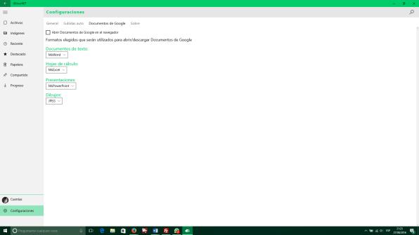 GDrive.NET Windows 10 PC 4