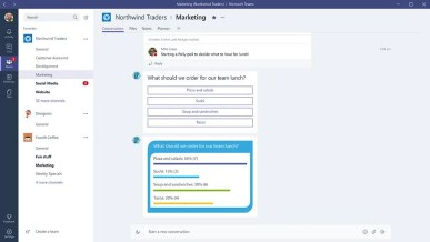 integration-of-polly-bot-in-microsoft-teams-web