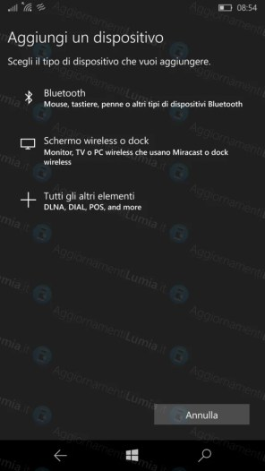 Windows 10 Mobile Creators Update 5