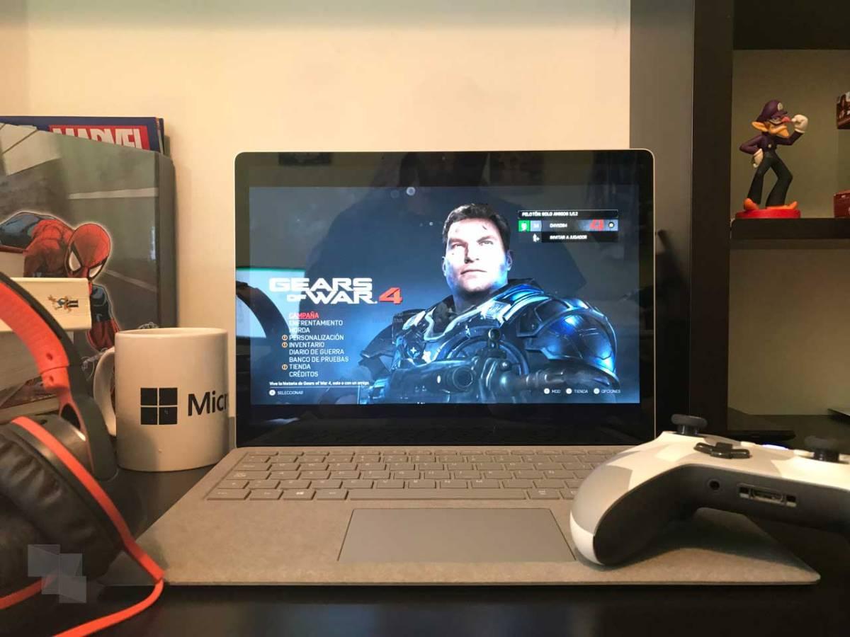 Gears of War 4 en Windows 10