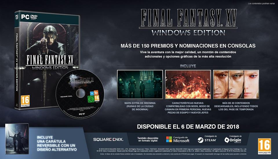 FFX Windows Edition