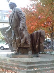 CD #16: Lenin Statue