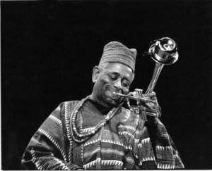 Dizzy Gillespie - photo by Ray Avery