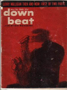 Gerry Mulligan in Downbeat