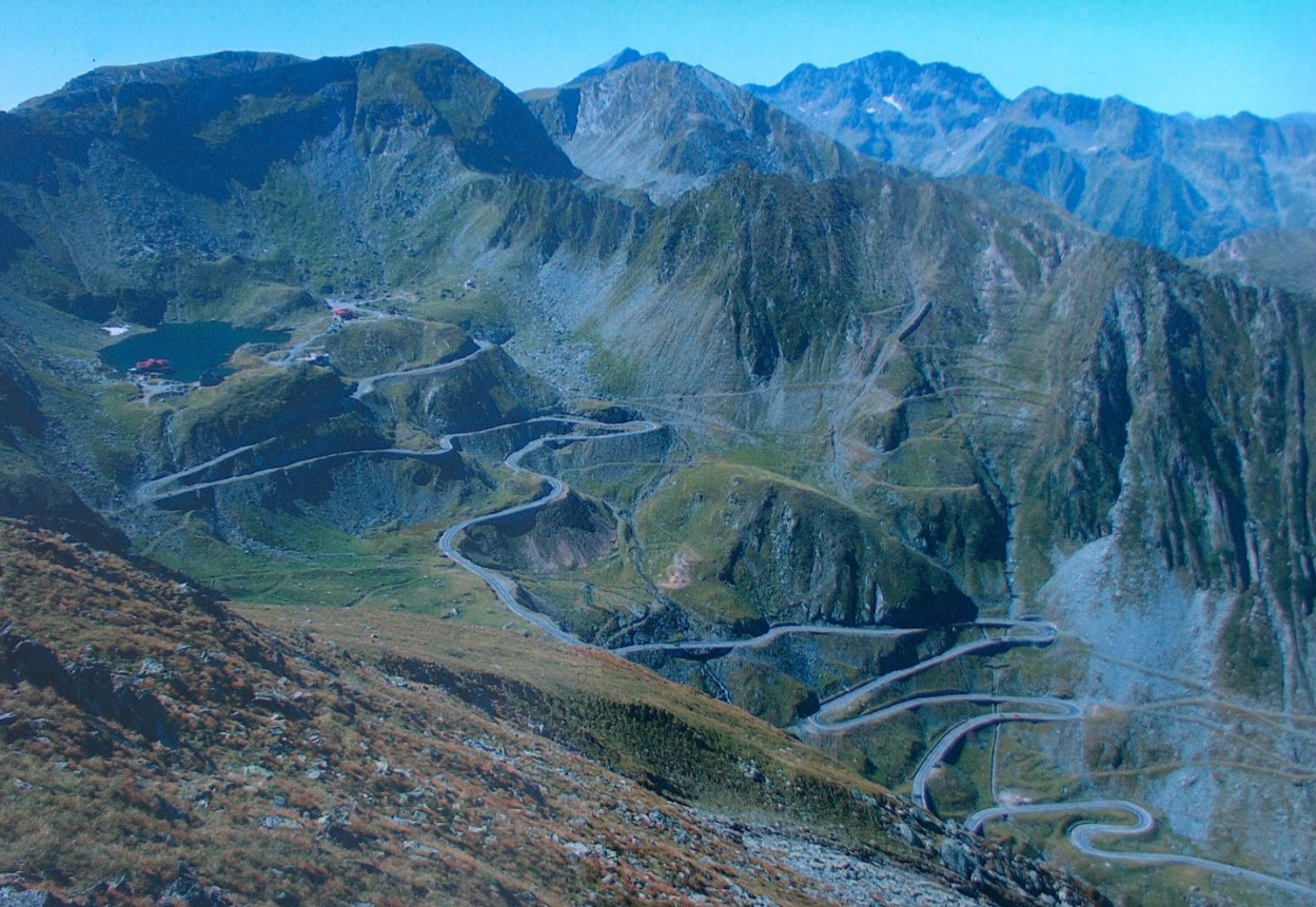 Rumänien Motorradtour