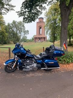 Motorradtour Berlin Spreewald