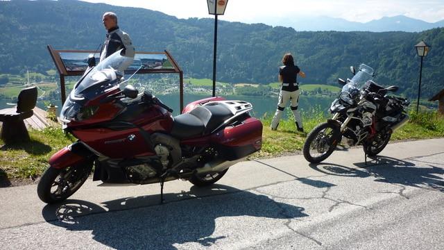 Motorradtour Kärnten