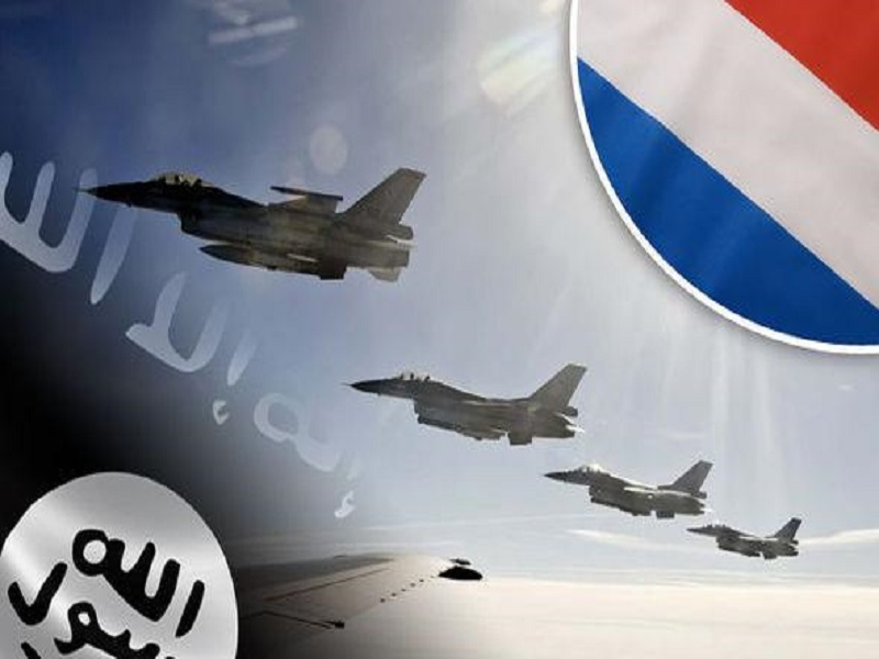 The War Crimes of the Dutch Government in Iraq and Syria
