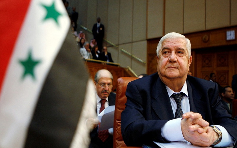 Syrian Foreign Minister Muallem Was A Multipolar Visionary