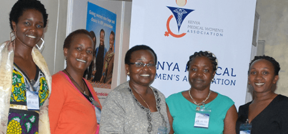 WCEA can proudly announce a partnership with Kenya Medical Women's Association
