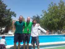 Hostel mit Julian und Koen