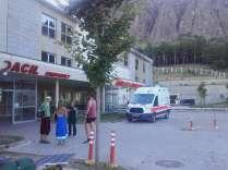 Bei Koen am Krankenhaus