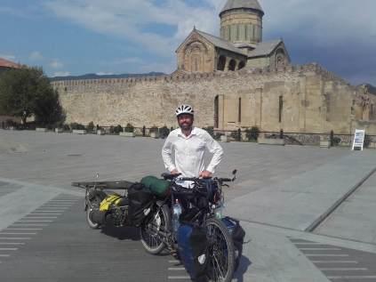 UNESCO-Welterbe Mzcheta, Stadt wurde vor 3000 Jahren gegründet und war Hauptstadt Georgiens