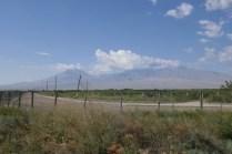 Grenze am Fusse des Ararat.