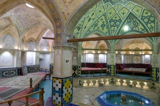 Sultan Amir Ahmad Bathhouse aus dem 16. Jahrhundert