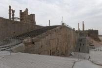 Perspolis bei Shiraz, die altpersiche Residenzstadt wurde vor rund 2.500 Jahren errichtet: Gewaltig!