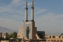 Die blaue Moschee von Yazd.