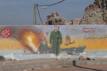 Feindbild USA auch auf Horuz anzutreffen.