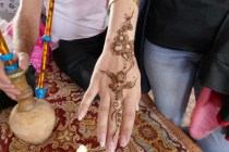 Beliebt bei vielen Touristinnen: Henna.