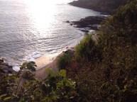 Paradise-Beach in Gokarna.