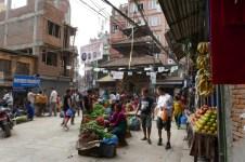 In Kathmandus Innenstadt geht es für eine asiatische Großstadt erstaunlich beschaulich zu.
