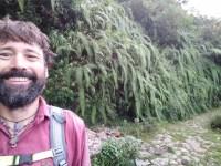 Tageswanderung auf dem David Scott Trail in Meghalaya.