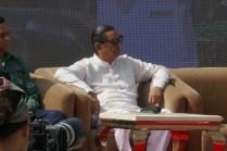 Big Boss: Minister für Tourismus ist bei der Siegerehrtung zugegen.