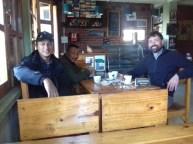 Verbringe eine klasse Zeit in Imphal, Manipur dank Parak und Kumpel Anil, er knipst gerade das Foto.