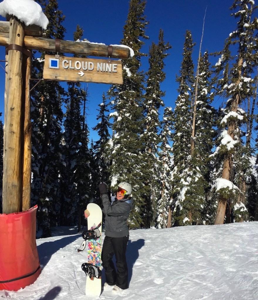 Vail, Colorado-Snowboarding