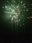 greece, night, fireworks