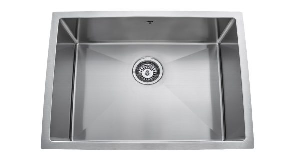 OUS2518 SQR, Designer Collection, Stainless Steel, Single Bowl, Onex Enterprises, Kitchen Sink in Canada