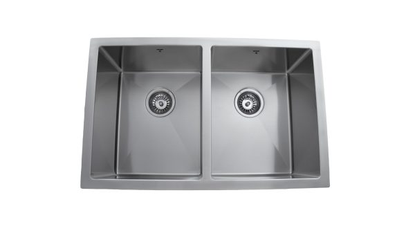 Designer, Double Bowl, Undermount, Stainless Steel, Onex Enterprises, Kitchen Sink in Canada