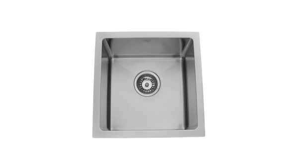OUS1515 SQR, Single Bowl, Designer Collection, Stainless Steel, Onex Enterprises, Kitchen Sinks in Canada