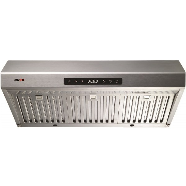 Onex Canada, Onex Enterprises, Onex Durable Over the Range Hood Fans, Stainless Steel, High-Performance, Ultra Strong Motors