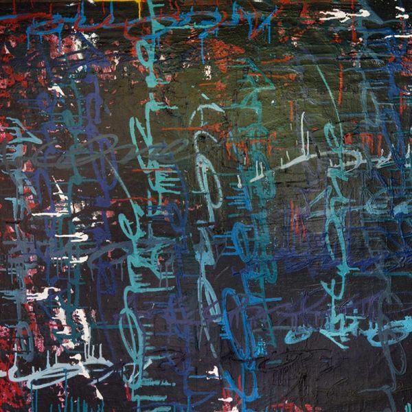 ArtOne | Steelblue Tages