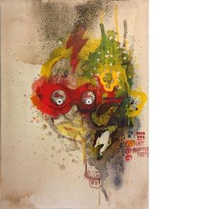 Danny Doom | Roadkill on Canvas I
