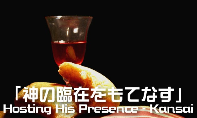 "Open Worship: ""Hosting His Presence"" Regular Meeting"