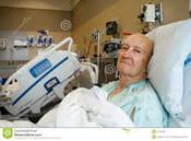 Hospital patient photo