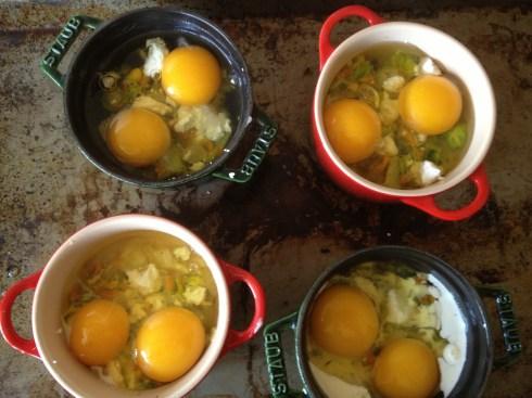Baked Eggs SB