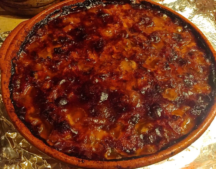 Cassoulet finished 1