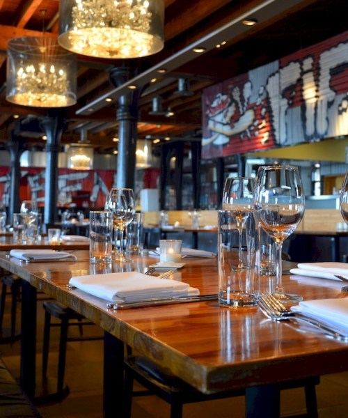 dinner at Fifteen Amsterdam - review by @onfoodandwine