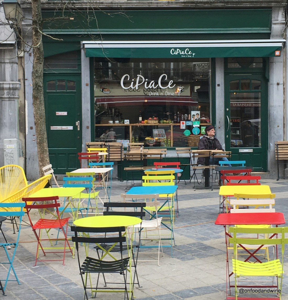 5 sunny terraces to enjoy lunch in #Brussels