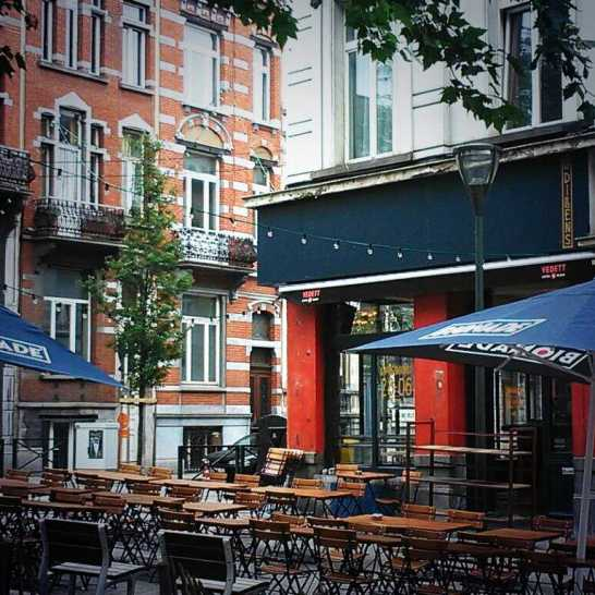 6 Brussels beer bars with a great sunny terrace