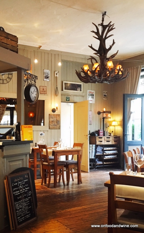 restaurant review of Le Jules d'Emilie in #Brussels by @onfoodandwine
