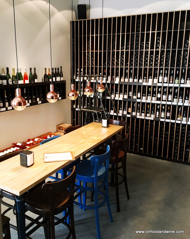 review of #Brussels wine bar Winery - by @onfoodandwine